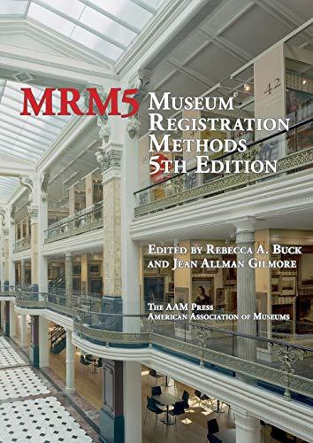 9781933253152: Museum Registration Methods