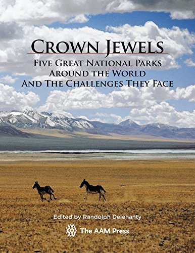 9781933253732: Crown Jewels: Five Great National Parks Around the World and the Challenges They Face