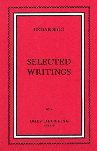 9781933254050: Selected Writings, 2nd Revised Edition