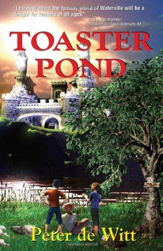 9781933255217: Toaster Pond