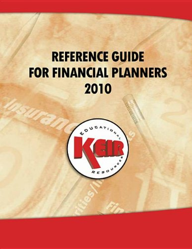 Insurance Planning Summary Review 2007: Keir Educational Resources