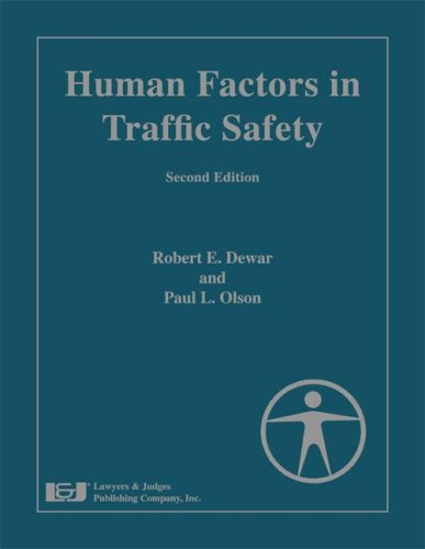 9781933264240: Human Factors in Traffic Safety, Second Edition