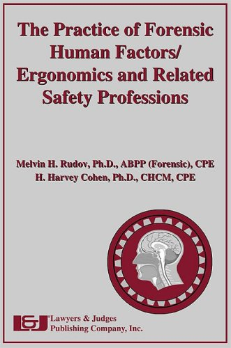 9781933264592: Practice of Forensic Human Factors/Ergonomics and Related Safety Professions