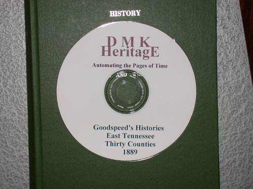 9781933268279: Goodspeed's Histories of Tennessee/ Maury, Williamson, Rutherford, Wilson, Bedford, Marshall Counties