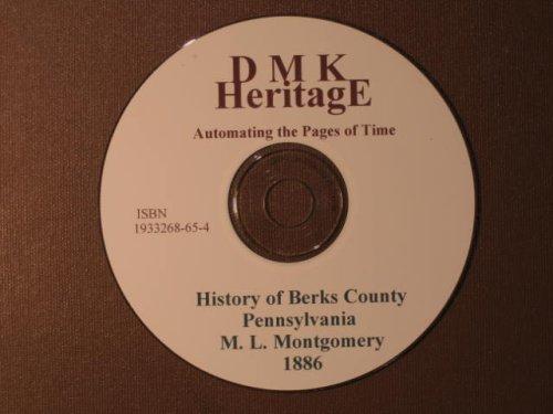 9781933268651: History of Berks County Pennsylvania