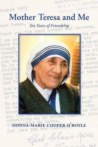 9781933271286: Mother Teresa and Me Ten Years of Friendship
