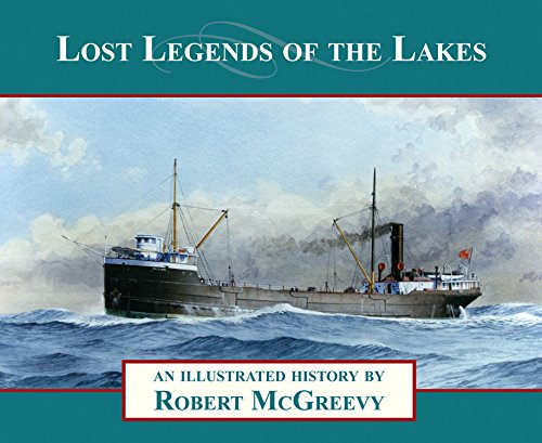 9781933272481: Lost Legends of the Lakes: An Illustrated History