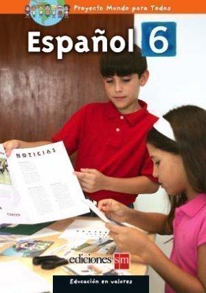 9781933279589: Espanol 6 (Mundo Para Todos, Texto)