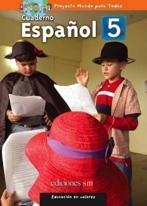 9781933279640: Espanol 5 (Mundo Para Todos, Cuaderno)