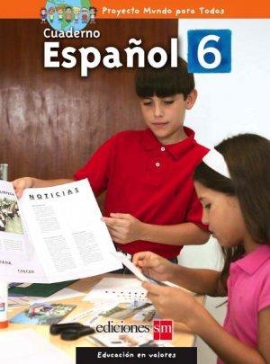 9781933279657: Espanol 6 (Mundo Para Todos, Cuaderno)