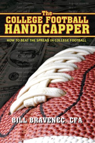 9781933285719: The College Football Handicapper: How to Beat the Spread in College Football