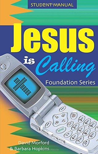 Jesus Is Calling: David Morford