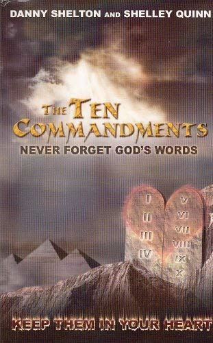 9781933291079: The Ten Commandments: Never Forget God's Words