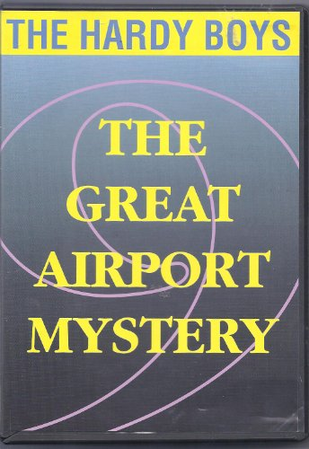 9781933299433: The Great Airport Mystery (Hardy Boys, Book 9)