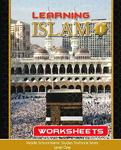 9781933301433: Learning Islam Workbook, Level 1, Grade 6