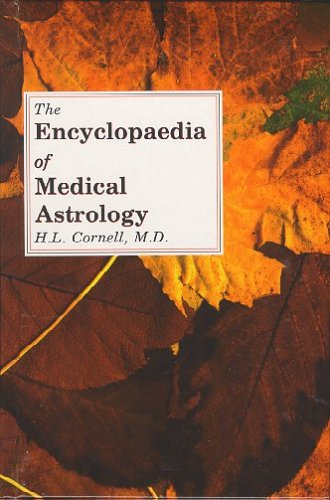 9781933303079: The Encyclopaedia of Medical Astrology