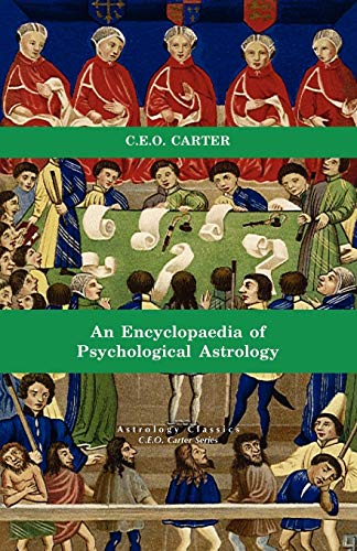 9781933303086: Encyclopaedia of Psychological Astrology