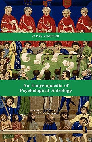 9781933303086: Encyclopaedia of Psychological Astrology