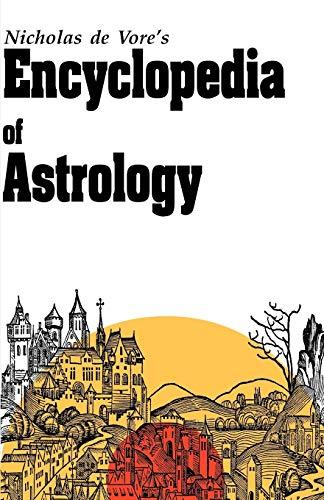 Encyclopedia of Astrology: DeVore, Nicholas