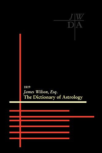9781933303185: Dictionary of Astrology
