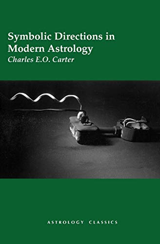 9781933303314: Symbolic Directions in Modern Astrology