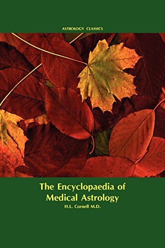 9781933303390: Encyclopaedia of Medical Astrology