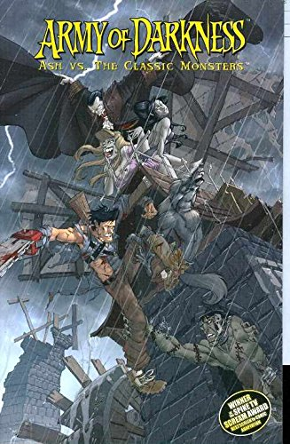 9781933305417: Army of Darkness: Ash vs. The Classic Monsters (Dynamite; Army of Darkness)