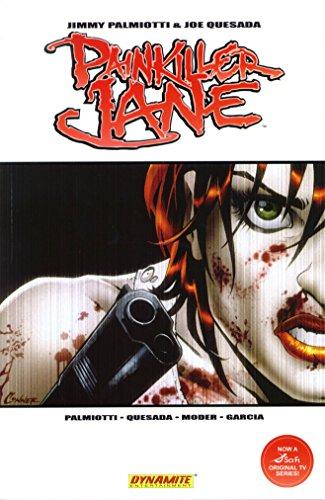 9781933305653: Painkiller Jane Volume 2: Everything Explodes!