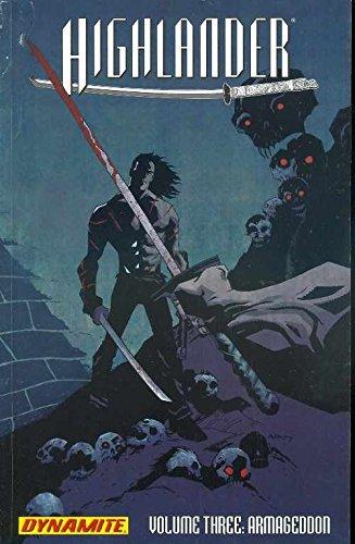 9781933305677: Highlander Volume 3: Armageddon (v. 3)