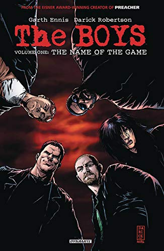 The Boys: The Name of the Game, Volume 1