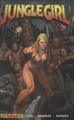 9781933305783: Frank Cho's Jungle Girl Volume 1 Oversized Hardcover (Frank Cho Jungle Girl Hc)