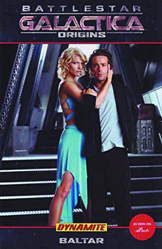 9781933305882: New Battlestar Galactica Origins: Baltar