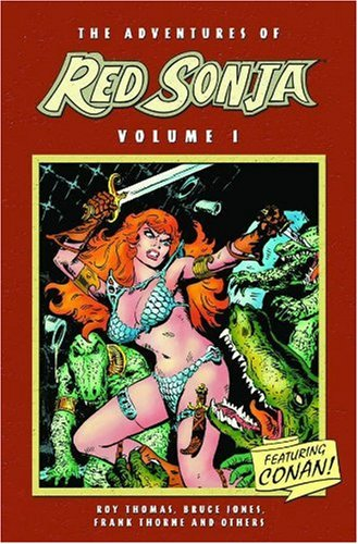 9781933305943: The Adventures of Red Sonja, Vol. 1 (Marvel) (v. 1)