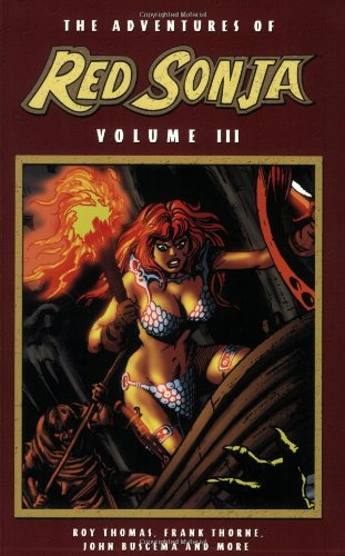 9781933305981: The Adventures of Red Sonja, Vol. 3 (Marvel) (Red Sonja: She-Devil with a Sword)