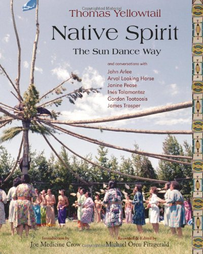 9781933316277: Native Spirit: The Sun Dance Way (Treasures of the World's Religions)