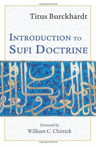 9781933316505: Introduction to Sufi Doctrine (The Spiritual Classics)