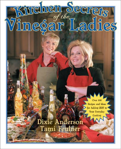 9781933317526: Kitchen Secrets of the Vinegar Ladies