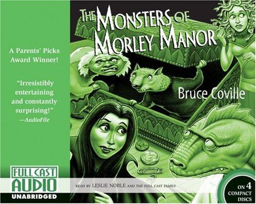 9781933322018: Monsters of Morley Manor