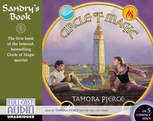 Sandry's Book (Circle of Magic): Tamora Pierce