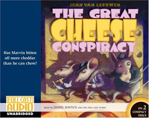 9781933322285: The Great Cheese Conspiracy (Library)
