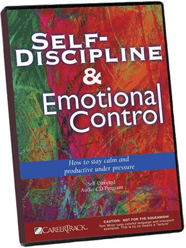 9781933328027: Self Discipline and Emotional Control