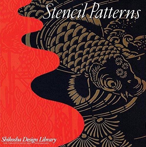 9781933330587: Stencil Patterns (Shikosha Design Library)