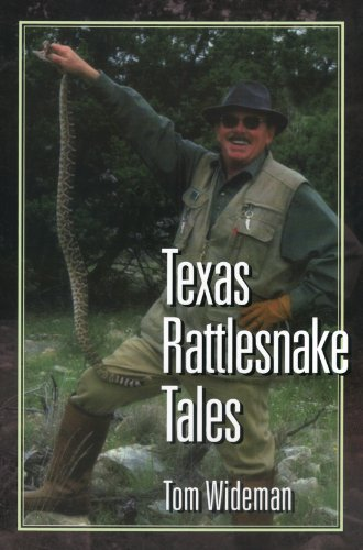 Texas Rattlesnake Tales. (Signed)