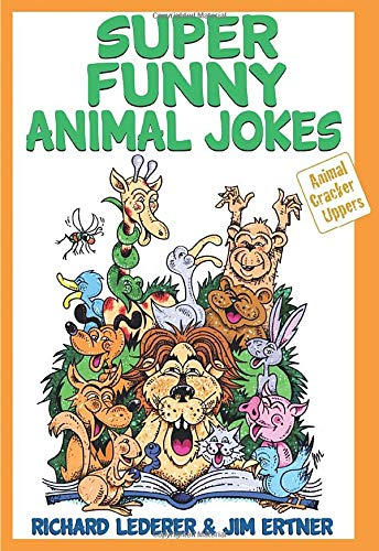9781933338880: Super Funny Animal Jokes (Animal Cracker Uppers)