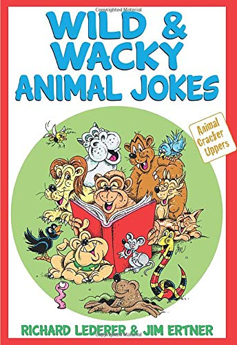 9781933338897: Wild & Wacky Animal Jokes (Animal Cracker Uppers)