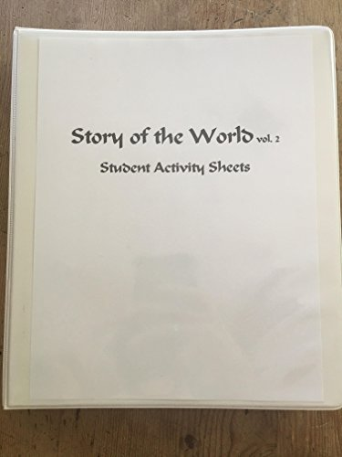 9781933339160: The Story of the World Volume 2: Activity Book Student Pages