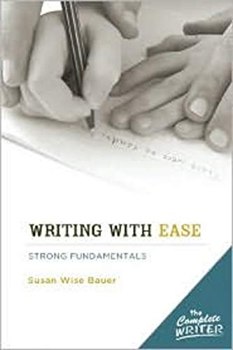 Writing with Ease Strong Fundamentals