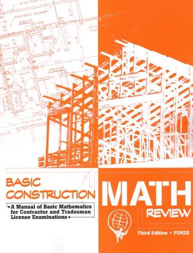 9781933345000: Atlas Construction Math Review