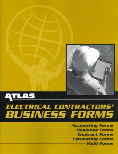 Atlas Electrical Contractors Business Forms: Scott Forde