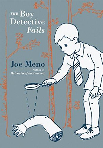 The Boy Detective Fails (Punk Planet Books): Meno, Joe